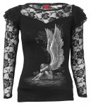 Enslaved Angel - Lace Long Sleeve Spiral - Damska
