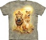 Lion Pair - The Mountain