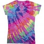 Rainbow Nebula - Damska Liquid Blue