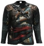 Assassins Creed IV Black Flag - Longsleeve Spiral