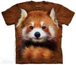 Red Panda Portrait - The Mountain