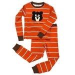 Bearly Tame - Piżama Dziecięca Długi rękaw - LazyOne
