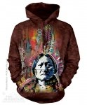 Sitting Bull - Bluza The Mountain