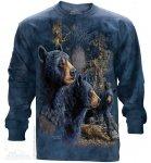 13 Black Bears - Long Sleeve The Mountain