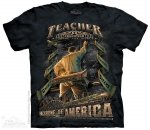 Teachers - T-shirt The Mountain