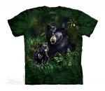 Black Bear and Cub - The Mountain Junior