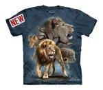 Lion Collage - Dziecięca- The Mountain