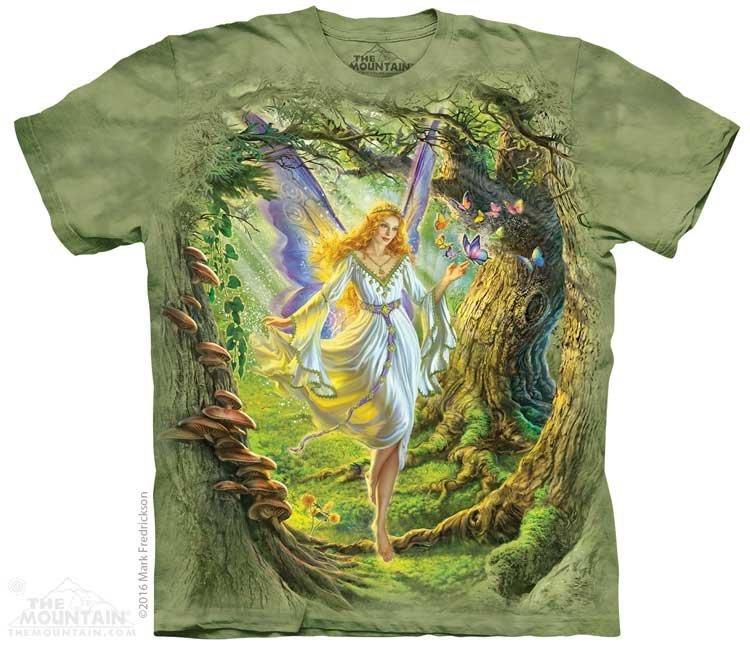 d7fe927f759d6c Sklep veoevo.pl - Koszulki Malowane Pazurem - Fairy Queen - koszulka ...