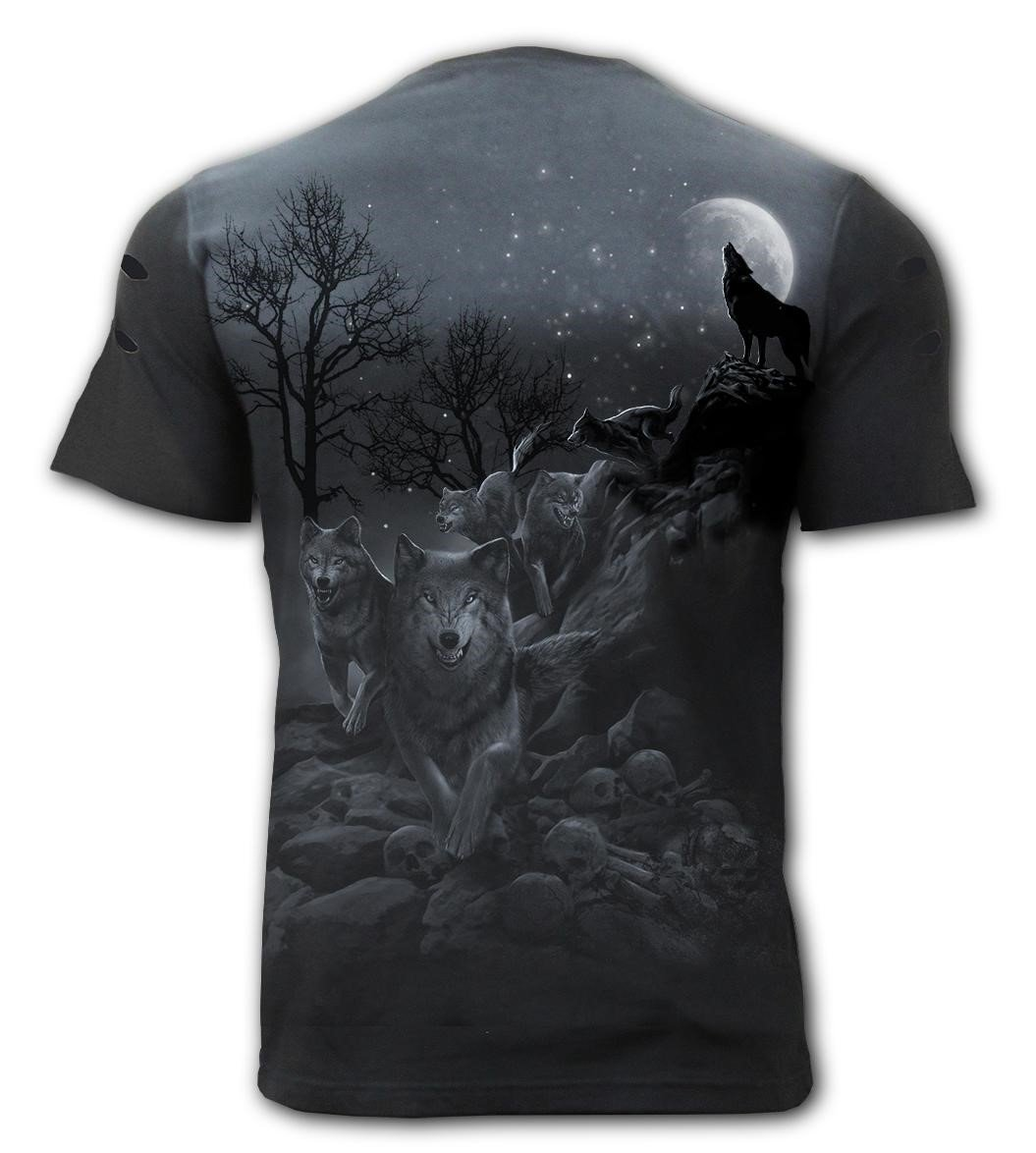 8abaf7c308ad2b Sklep veoevo.pl - Koszulki Malowane Pazurem - Shadow Wolf - Spiral ...
