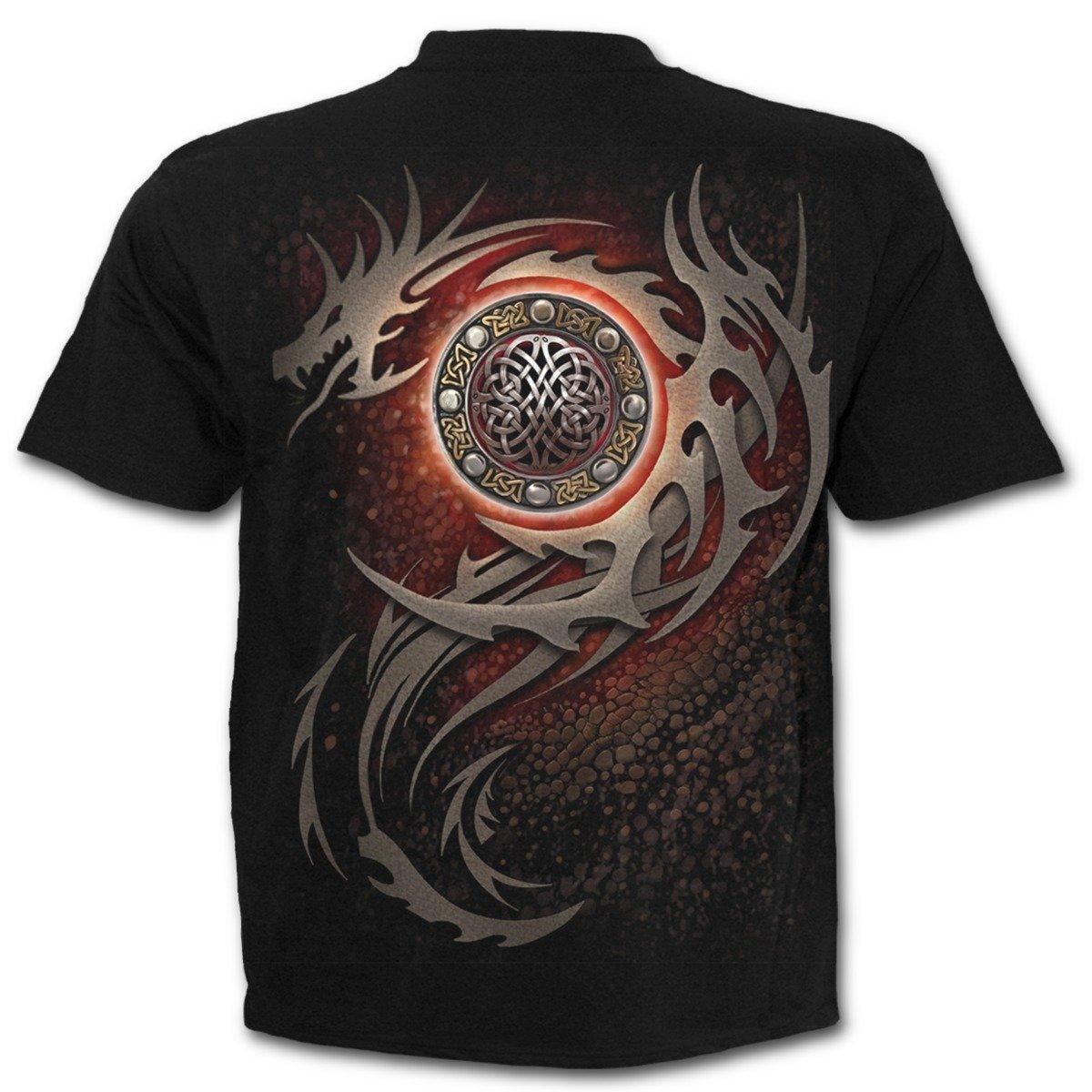 85744578b Sklep veoevo.pl - Koszulki Malowane Pazurem - Dragon Eye - Spiral ...