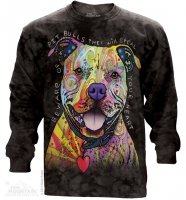 Beware Of Pit Bulls - Long Sleeve The Mountain