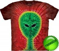 Alien - Tie-Dye The Mountain 3XL