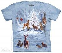 Wilderness Christmas - Koszulka The Mountain