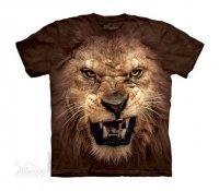 Big Face Roaring Lion - The Mountain - Dziecięca
