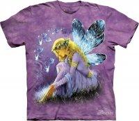 Purple Winged Fairy - The Mountain