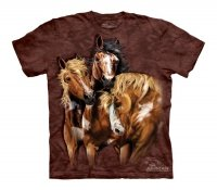 Find 8 Horses - The Mountain - Koszulka Dziecięca