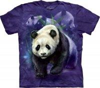 Panda Collage - The Mountain
