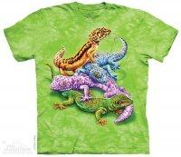 Geckos - Koszulka The Mountain