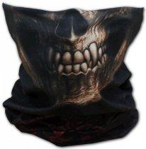 Goth Skull - Multifunctional Wraps Spiral