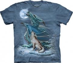 Dragon Wolf - The Mountain