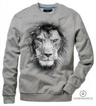 Lion Grey - Mikina Underworld