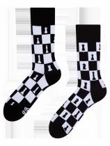 Šachy - Ponožky Good Mood