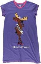Moose America Nightshirt - Noční košilka - LazyOne
