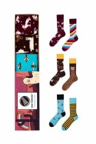 Animals Set - Ponožky - sada 3 párů