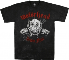 Motorhead Iron Fist - Liquid Blue