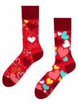 Hearts - Ponožky Good Mood