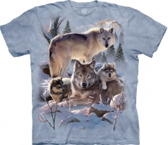 Wolf Family - The Mountain