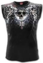 Life And Death Cross - Sleeveless – Spiral