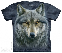 Warrior Wolf - The Mountain