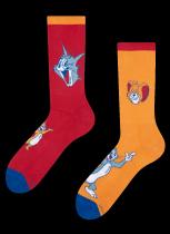 Tom & Jerry Hvězdička - Ponožky sportovní - Good Mood