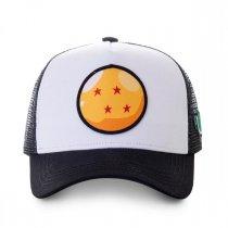 Logo White Dragon Ball - Kšiltovka Capslab