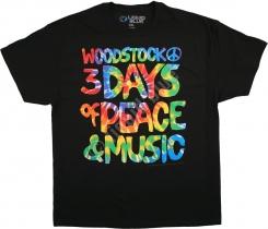 Woodstock - Liquid Blue
