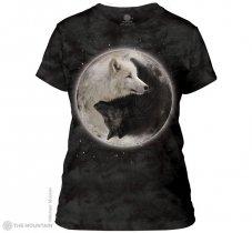 Yin Yang Wolves - The Mountain Damska