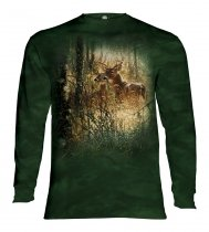 Golden Moment - Long Sleeve The Mountain