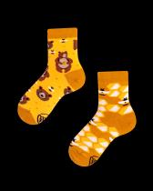 Honey Bear - Ponožky Pro Děti - Many Mornings