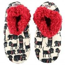 Ruff Night Fuzzy Feet - Papučky - LazyOne