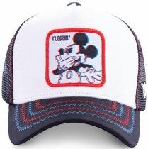 Floatin White Disney - Kšiltovka Capslab