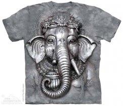 Big Face Ganesh - The Mountain