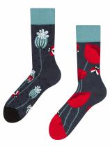 Berušky a Mák - Ponožky Good Mood