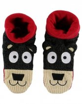 Bear Woodland Slippers – Papuče – LazyOne