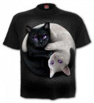 Yin Yang Cats - Spiral
