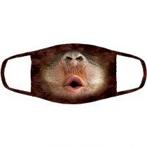 Baby Orangutan - 3 - vrstvé Rouška