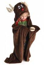 Reindeer - Přikrývky - zvířatka - LazyOne