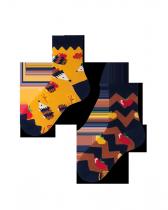 Apple Hedgehog - Ponožky Pro Děti - Many Mornings