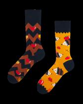 Apple Hedgehog - Ponožky - Many Mornings