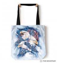 Allegiance Blue USA Eagle - Taška - The Mountain